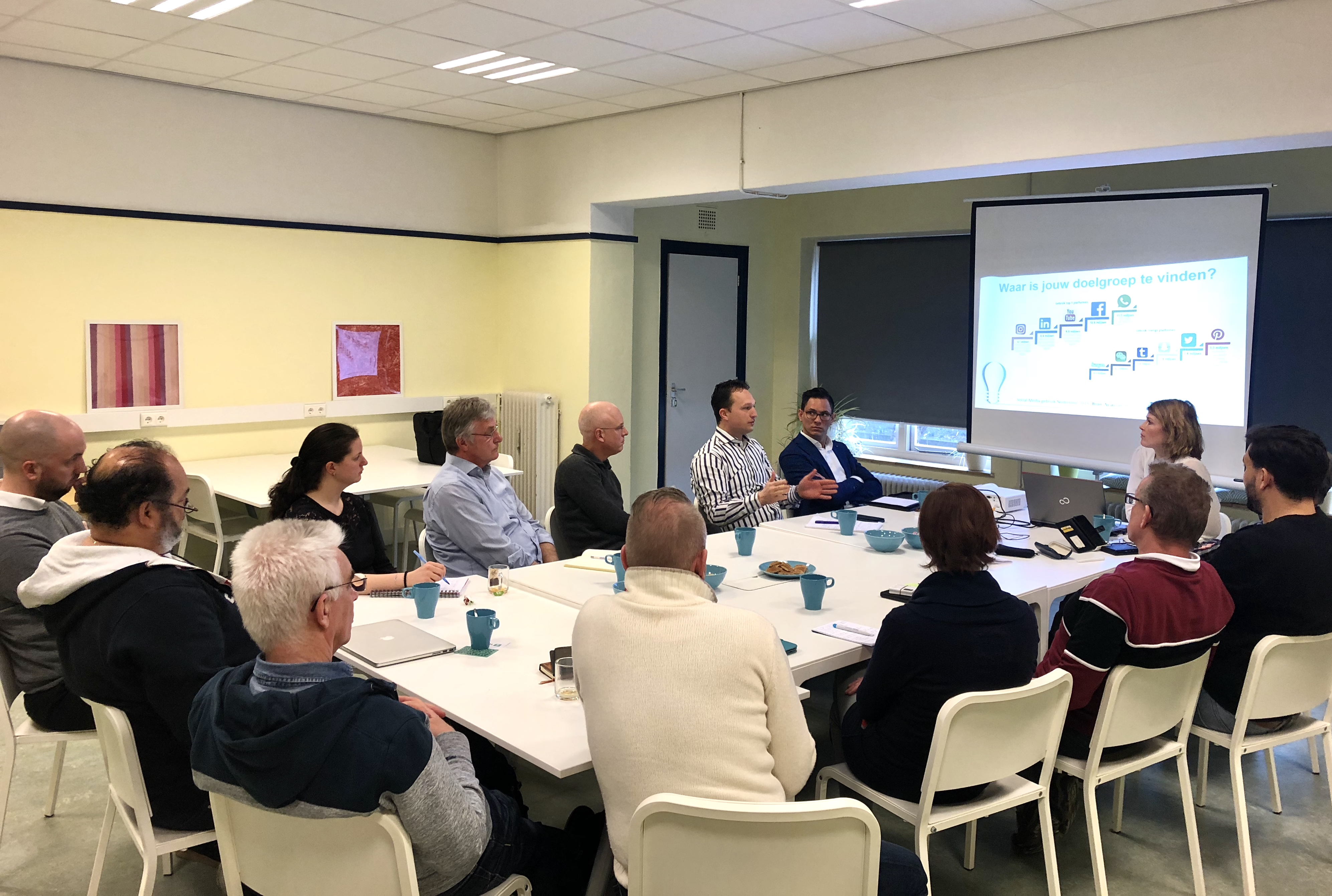 Social media workshop-social selling training-Virtual Professional