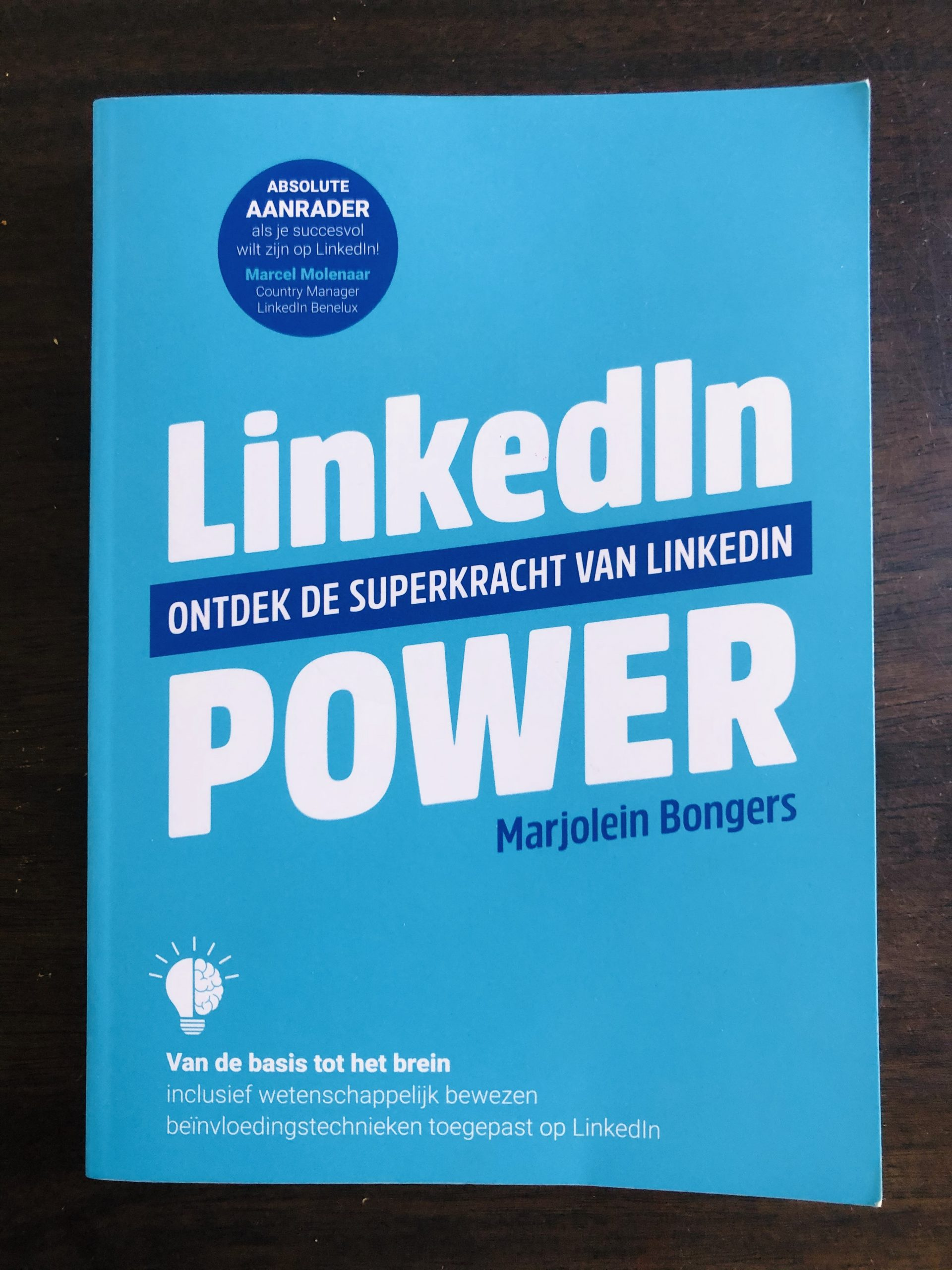 Boek LinkedIn Power